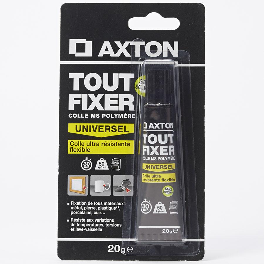 Axton (Leroy Merlin) Tout fixer Universel -