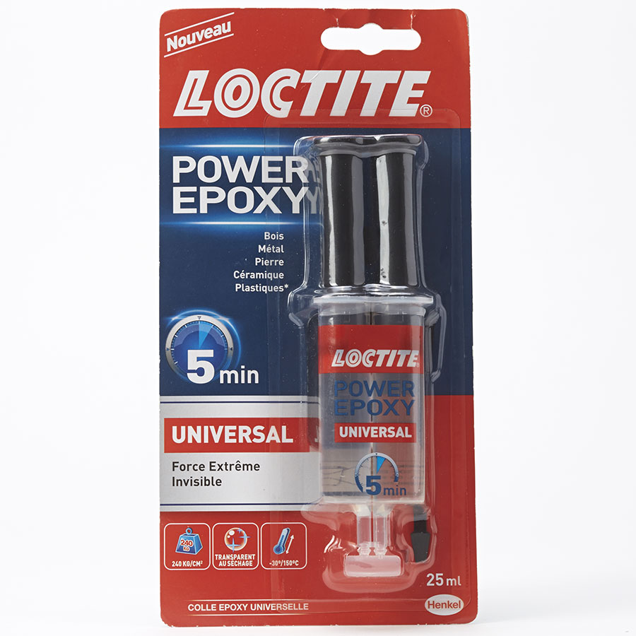 Loctite Power Époxy Universal 5 min -