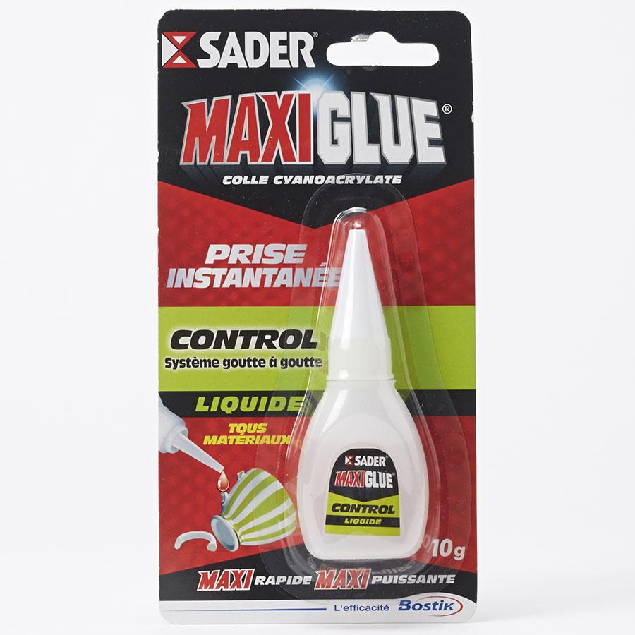 Sader Maxiglue Control liquide -