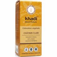 Khadi Coloration végétale, chatain clair