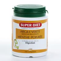 Super Diet Argile Verte menthe poivrée
