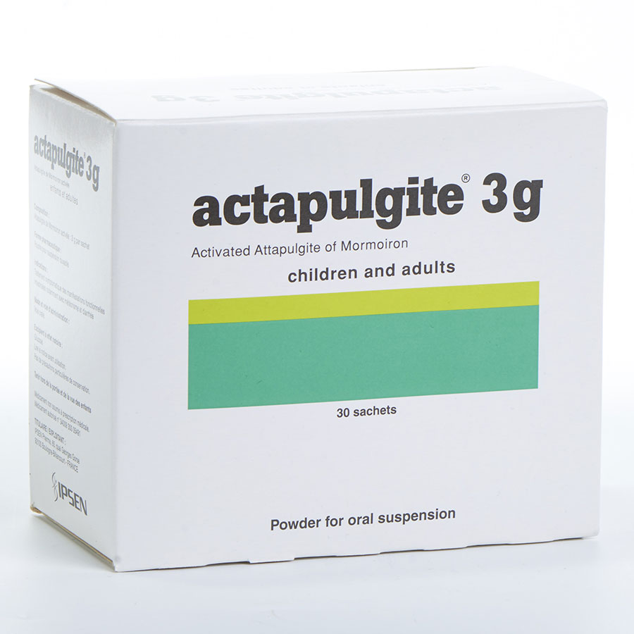 Actapulgite 3g  -