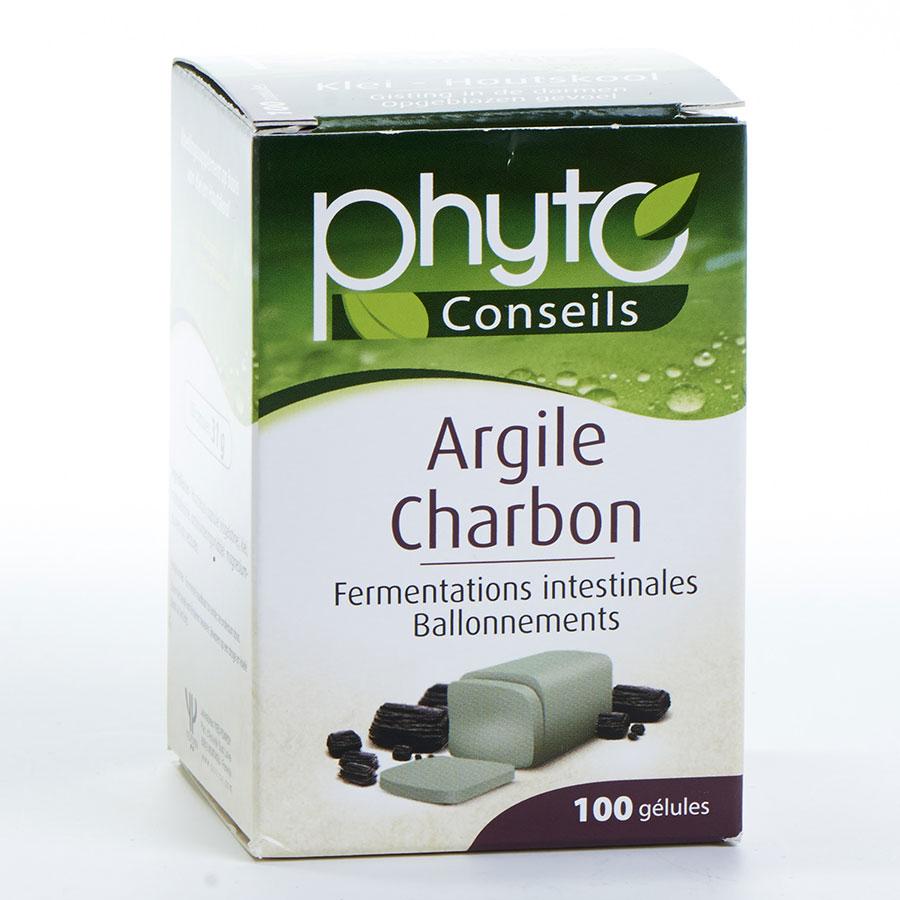 Phyto Conseils Argile Charbon -