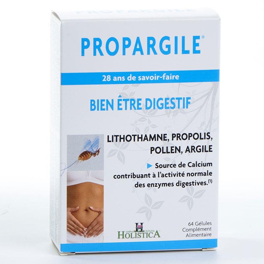Propargile (Holistica) Bien être digestif -