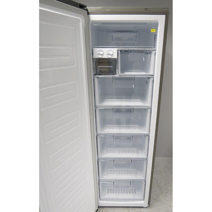 Test lg gf6222ps cong lateur ufc que choisir - Test congelateur armoire ...