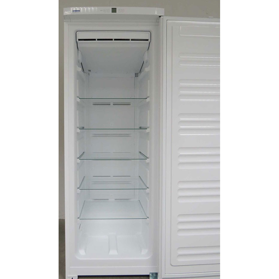 Liebherr GNP 2713-20 - Intérieur du congélateur sans les tiroirs