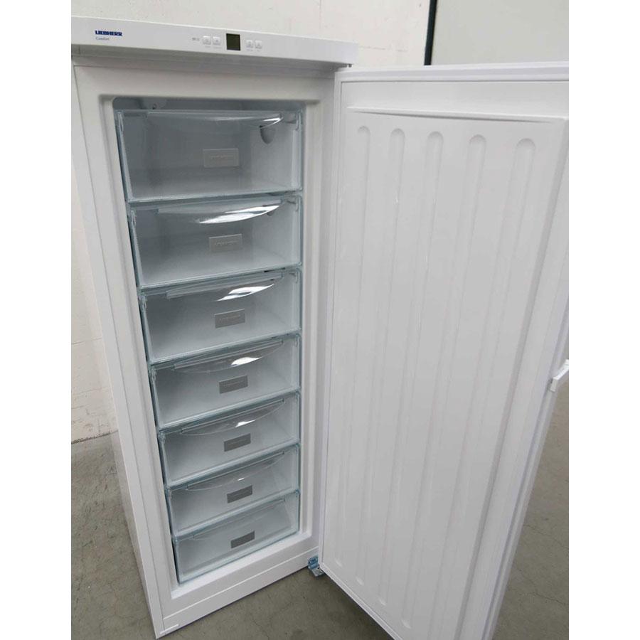 Test liebherr gp2733 cong lateur ufc que choisir - Test congelateur armoire ...