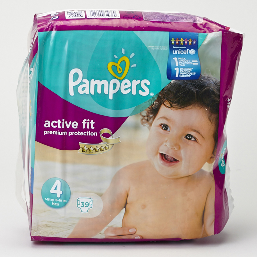 Test pampers active fit couches pour b b s ufc que choisir - Couche pour piscine pampers ...