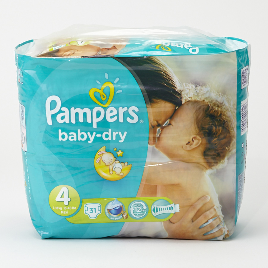 Test pampers baby dry couches pour b b s ufc que choisir - Couche pampers pour adulte ...