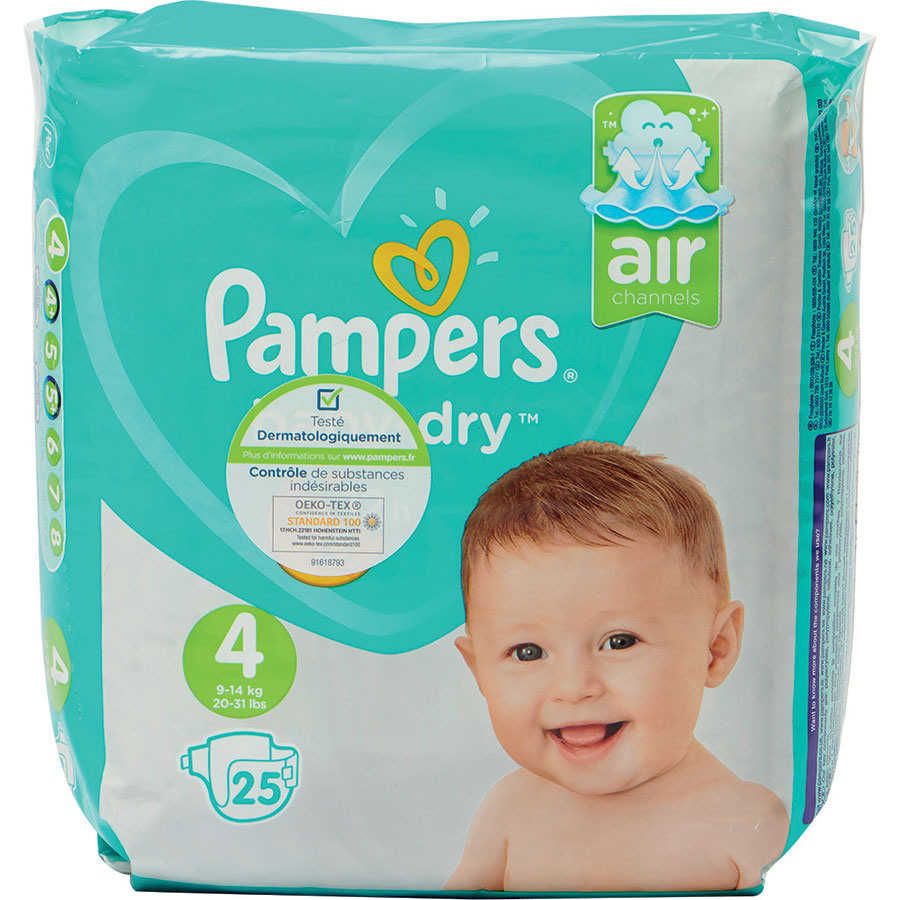 Pampers Baby Dry -