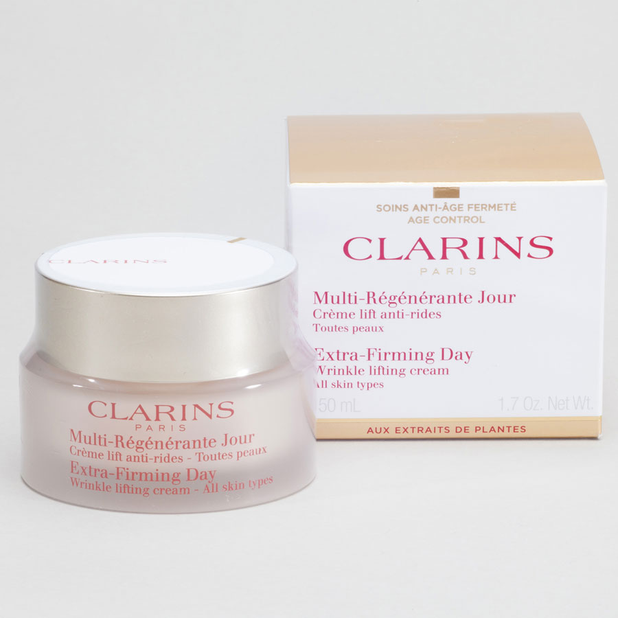 Clarins Multi-régénérante jour, toutes peaux -