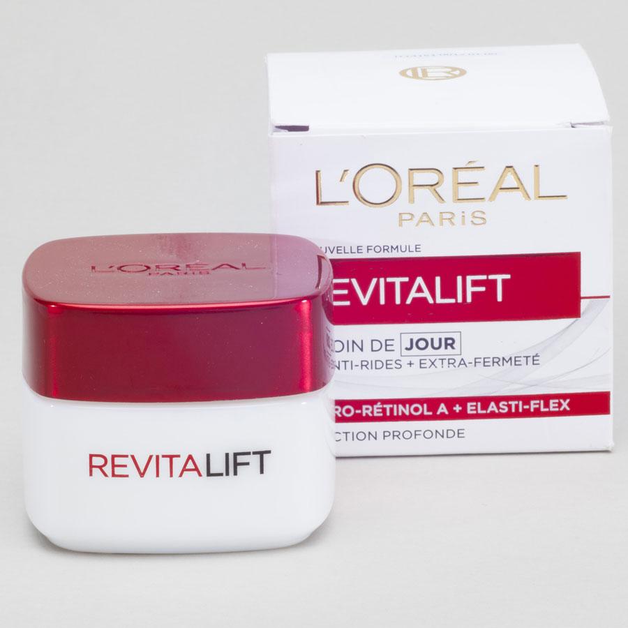 L'Oréal Paris Revitalift, soin de jour -