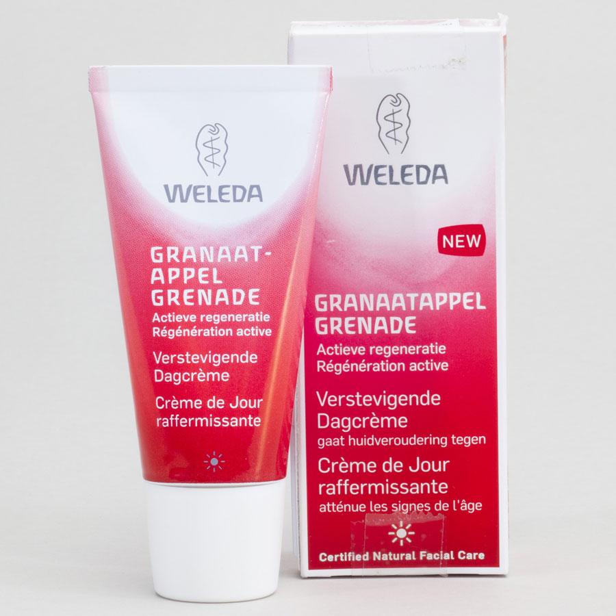 Weleda Grenade régénération active, crème de jour raffermissante -