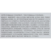 Biotherm Aquasource gel - Liste des ingrédients