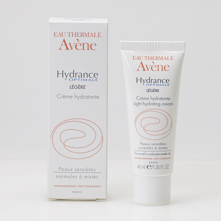 test avene hydrance optimale l g re cr me hydratante. Black Bedroom Furniture Sets. Home Design Ideas
