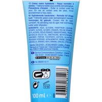 Carrefour Crème hydratante à l'huile d'amande douce - Composition