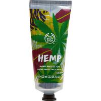 The Body Shop Hemp crème protectrice mains -