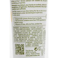 Yves Rocher Nutrition crème mains ultra nourrissante - Composition