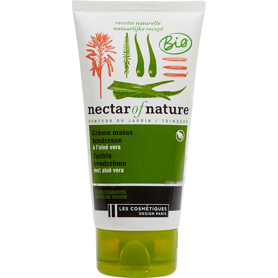 Nectar of Nature (Carrefour) Crème main tendresse à l'aloé vera -