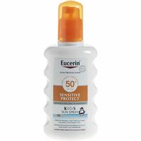 Eucerin 50+ Sensitive protect kids sun spray