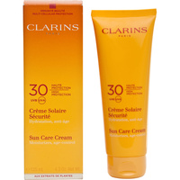 test clarins cr me solaire s curit cr me solaire ufc que choisir. Black Bedroom Furniture Sets. Home Design Ideas