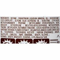 Lovea Protection Brume sèche invisible – Indice 30 - Liste des ingrédients