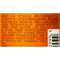 Yves Rocher Solaire peau parfaite lait-en-spray corps – Indice 30 - Liste des ingrédients