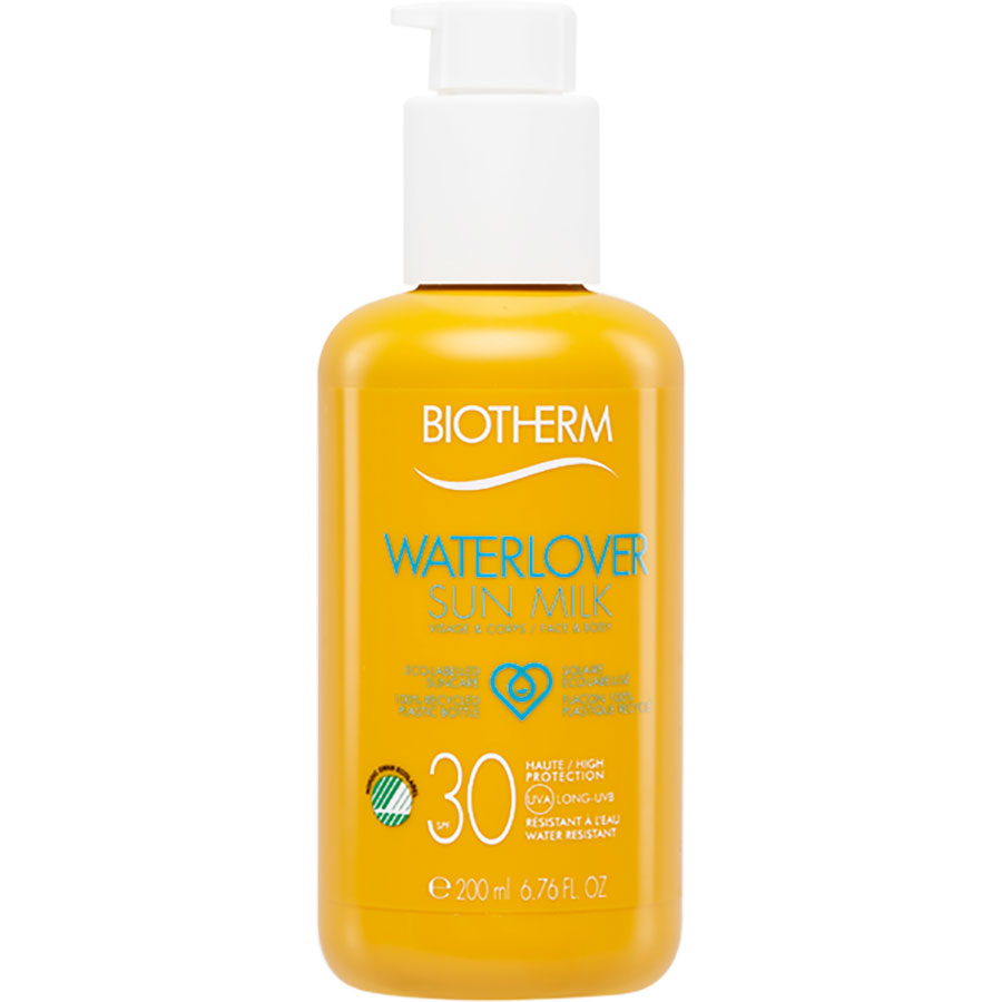 Biotherm Lait solaire Waterlover – Indice 30 -
