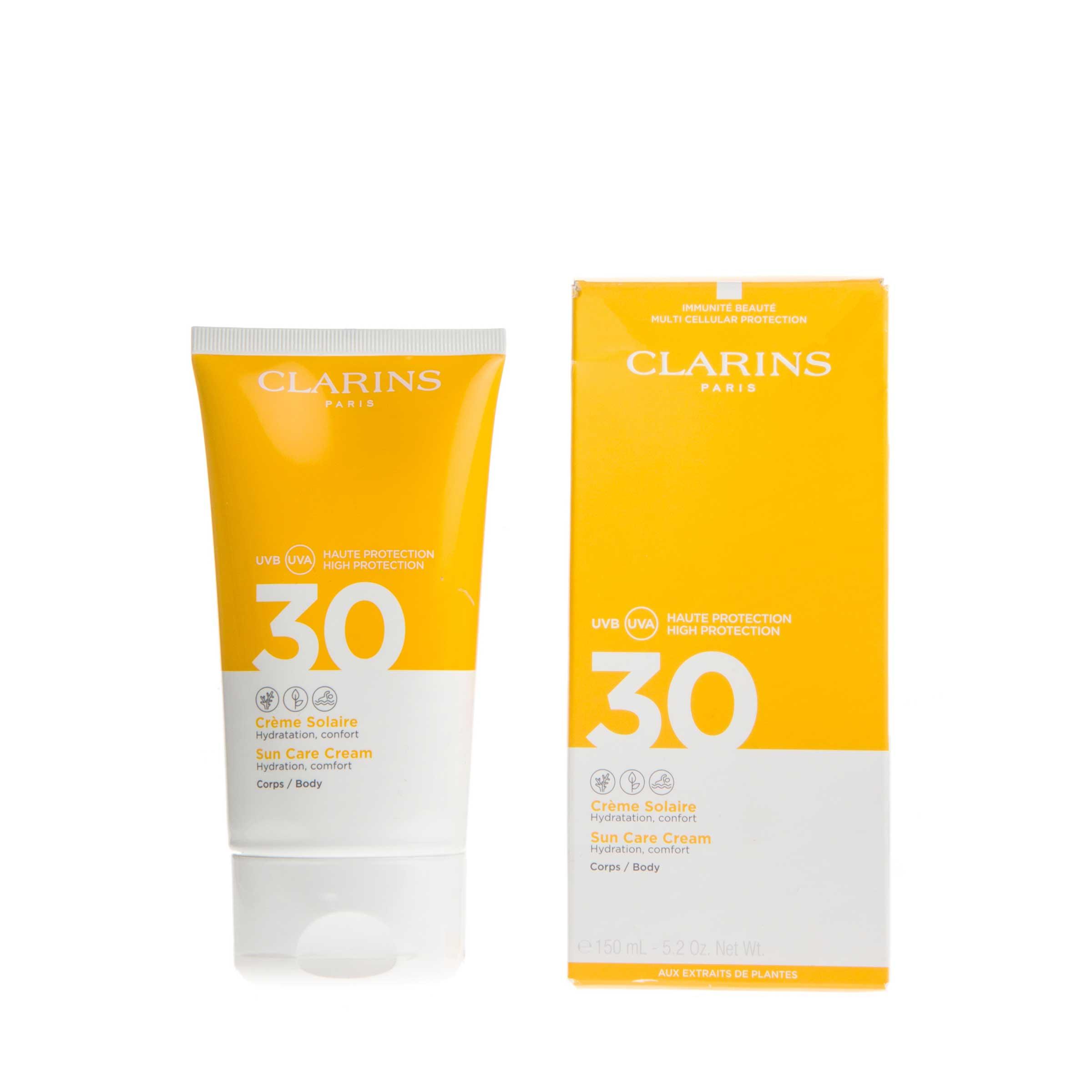 Clarins Crème solaire corps -