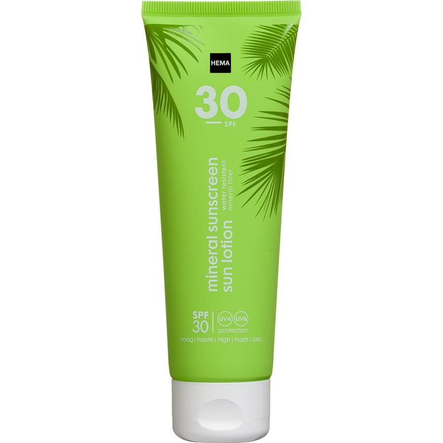 Hema Mineral Suncreen Sun Lotion -