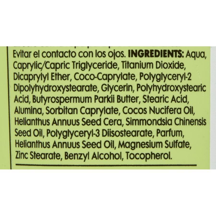 Hema Mineral Suncreen Sun Lotion - Liste des ingrédients