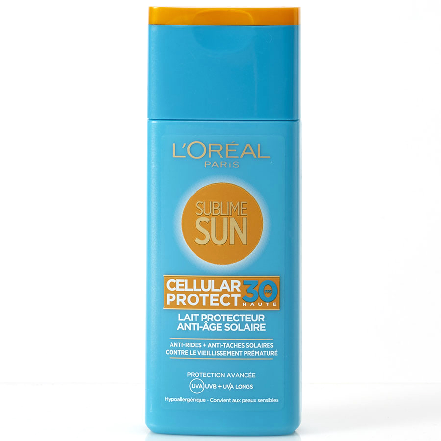 L'Oréal Paris Sublime sun cellular protect -