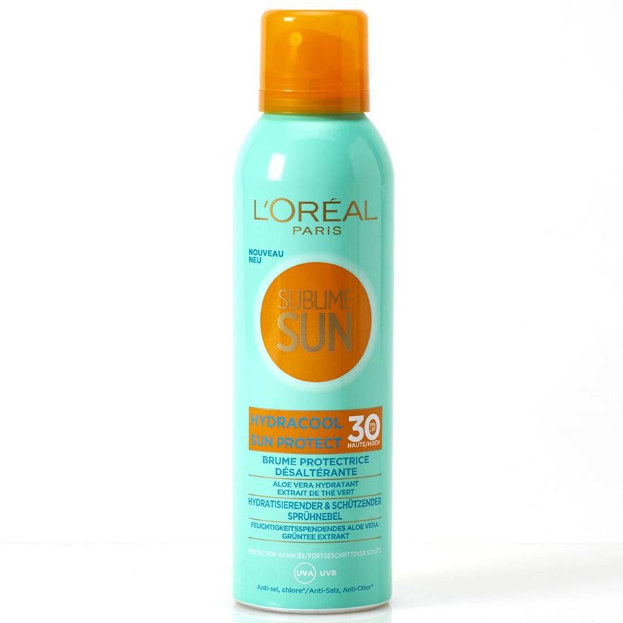 L'Oréal Paris Sublime sun hydrafresh protect -