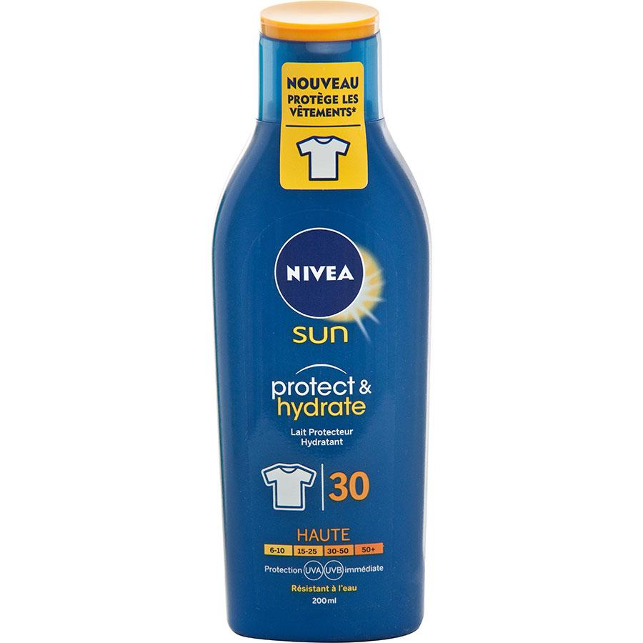 Nivea Sun protect & hydrate -