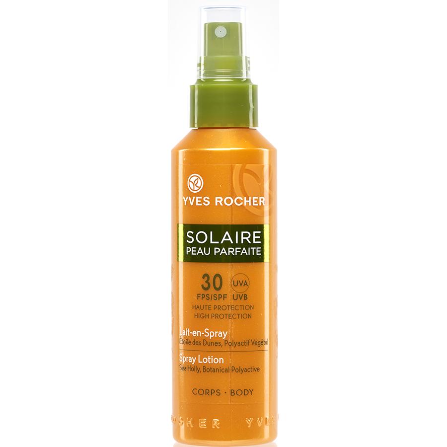 Yves Rocher Solaire peau parfaite lait-en-spray -