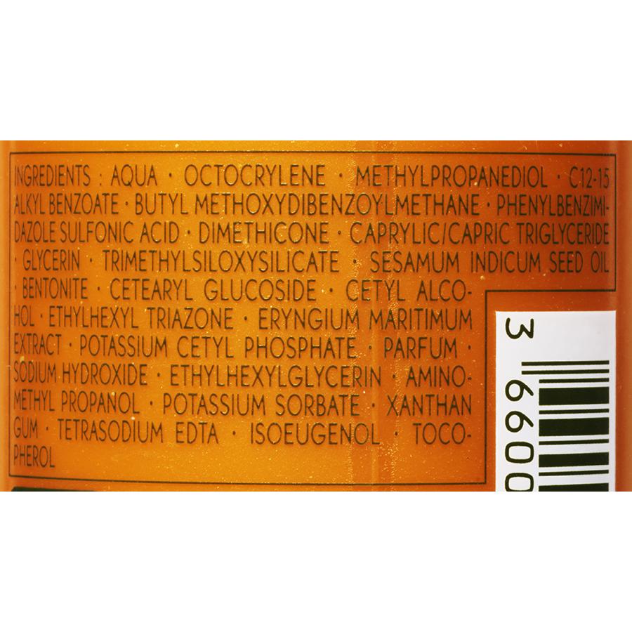 Yves Rocher Solaire peau parfaite lait-en-spray - Liste des ingrédients