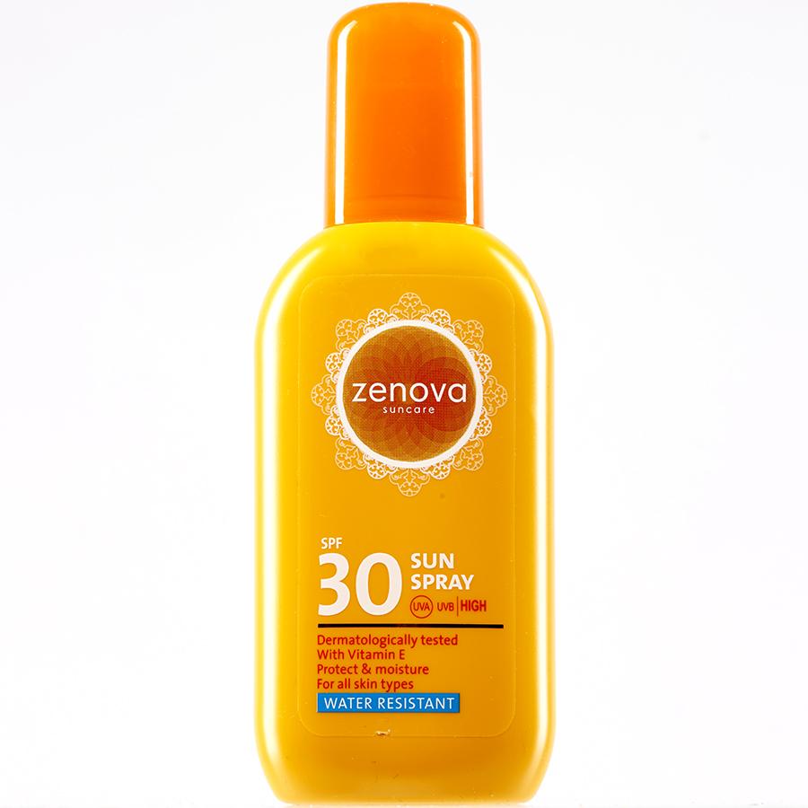 Zenova (Action) Sun Spray -