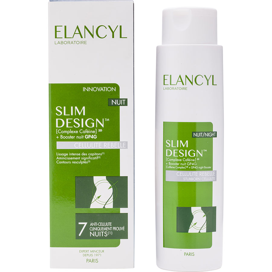 Elancyl Slim Design nuit - Visuel principal