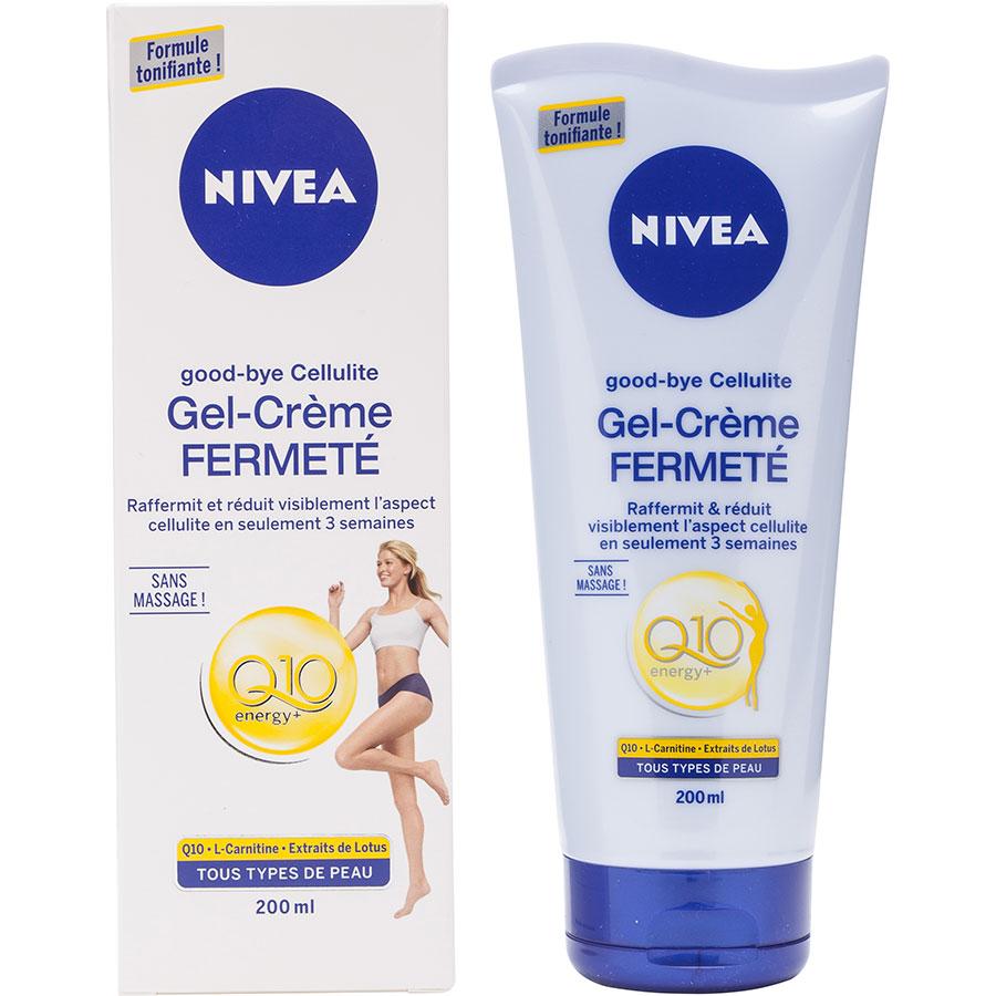 Nivea Good-bye cellulite, gel-crème fermeté - Visuel principal