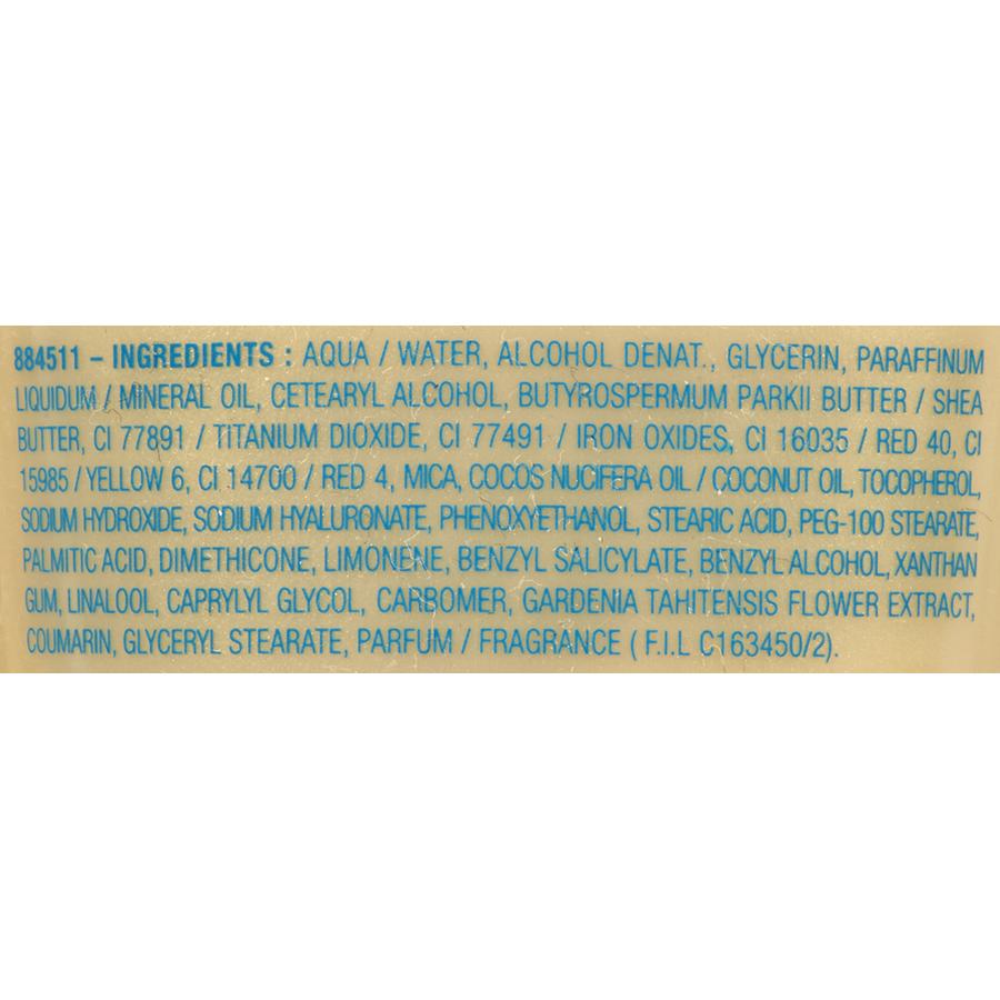 L'Oréal Sublime sun lait sublimateur irisé - Liste des ingrédients