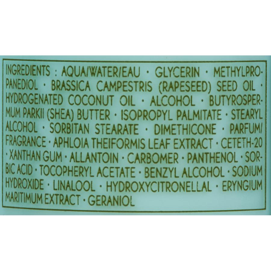 Yves Rocher Solaire Peau parfaite lait hydratant - Liste des ingrédients