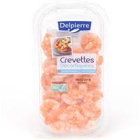 Delpierre Crevettes décortiquées cuites