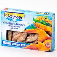 Odyssée crevettes (Sélection Intermarché)