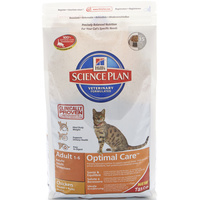 Science Plan (Hill's) veterinary formulated Optimal Care Poulet