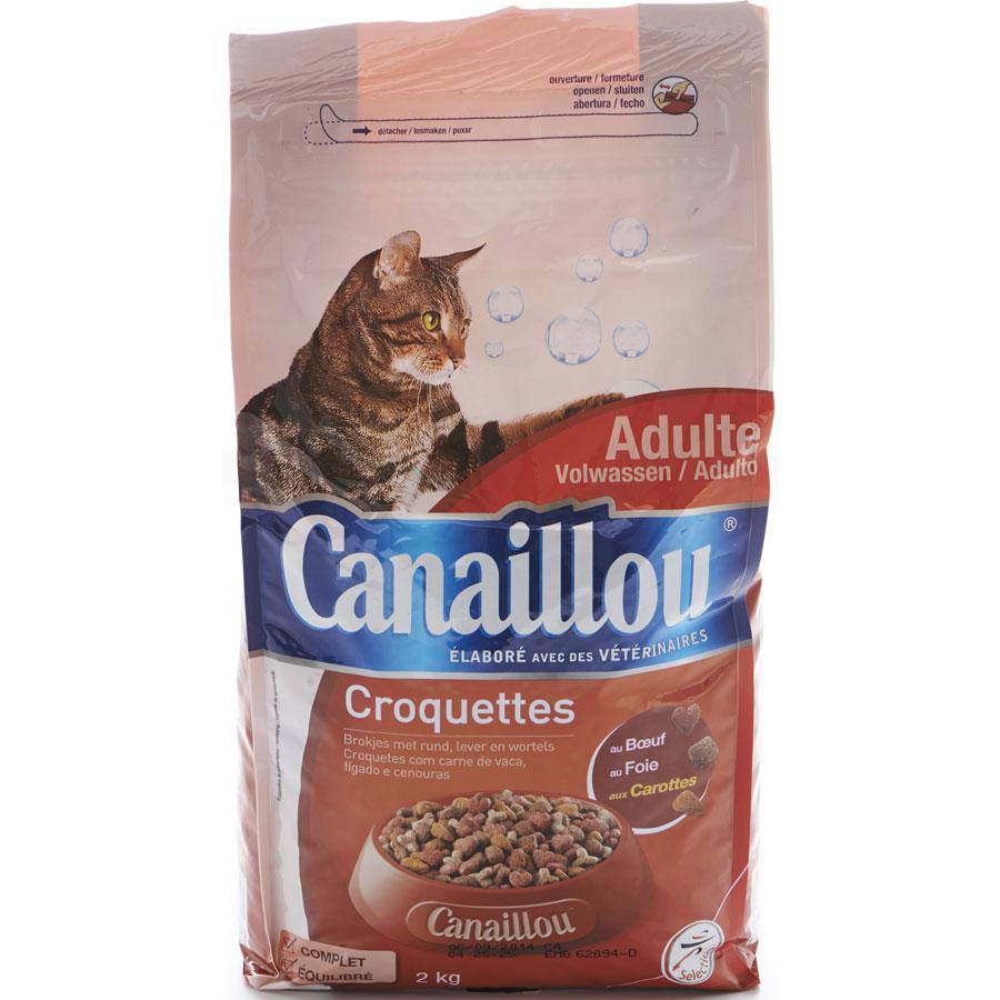 Canaillou Bœuf, foie et carottes -