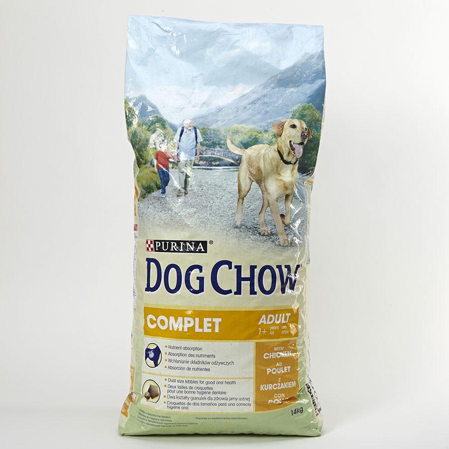 test dog chow purina complet adult au poulet croquettes pour chien ufc que choisir. Black Bedroom Furniture Sets. Home Design Ideas