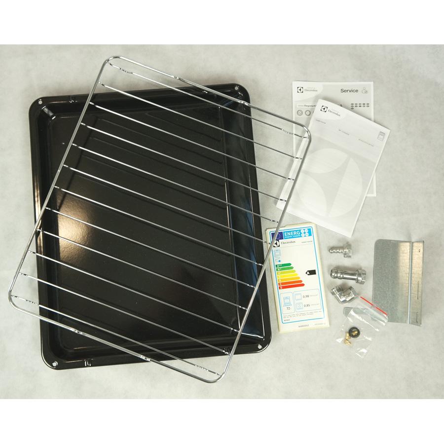 Electrolux EKM6770AOW  - Accessoires fournis