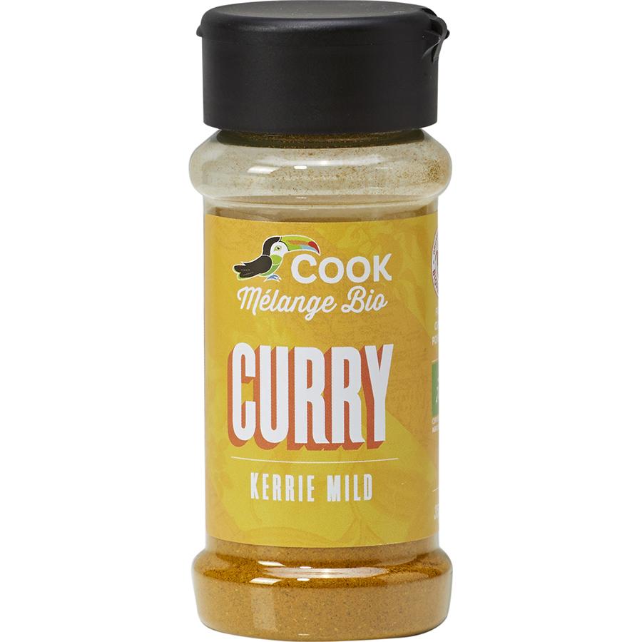Cook Curry bio -
