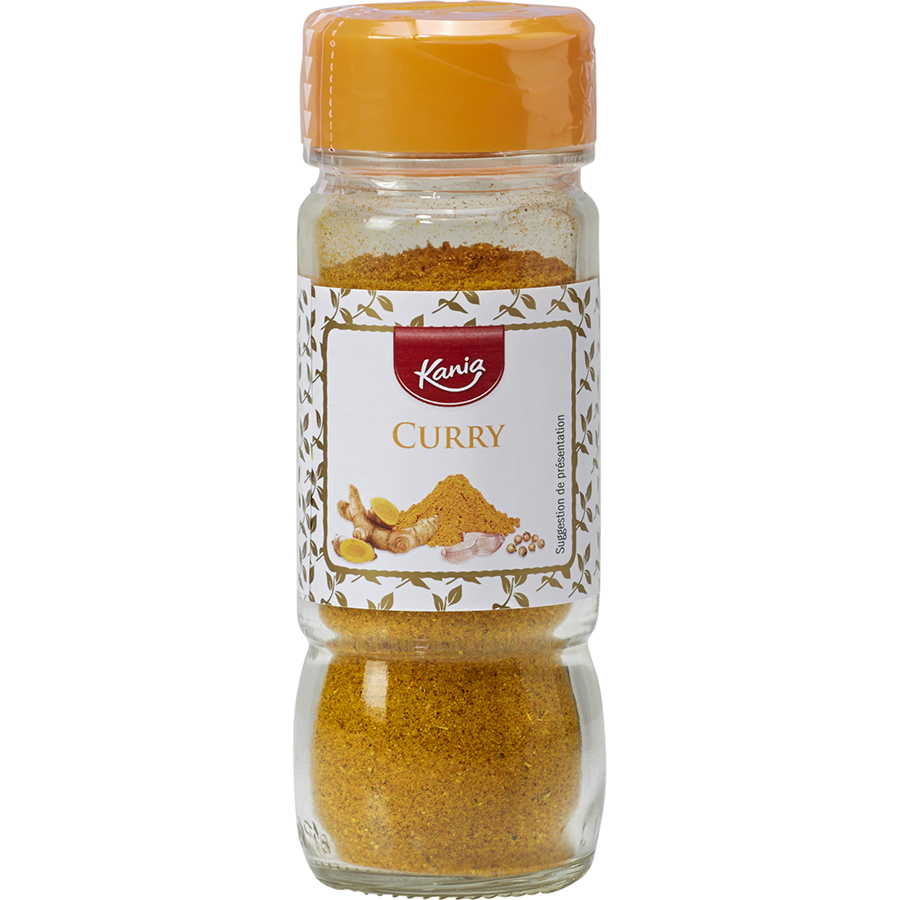Kania (Lidl) Curry -