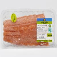 Pavés de saumon Filière Qualité Carrefour